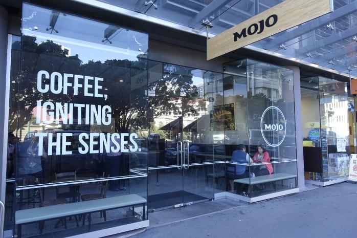 Mojo New Zealand 初訪問!